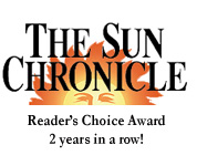 SunChronicle Readers Choice Award Winner